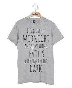 IM un incubo Vestito come un sogno a occhi aperti T-shirt Maglietta Halloween Regalo Di Compleanno Divertente