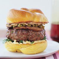 Wellington Burgers, 30-Minute Meals | rachaelraymag.com