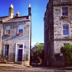 A beautiful day in Stockbridge, Edinburgh. From. stockbridgeedinburgh.com