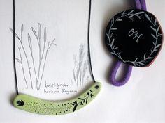 Flora Ceramic Jewelry