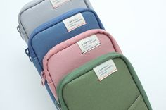 A Low Hill Multi Pouch
