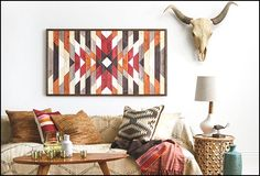 southwestern design home decor and wall art