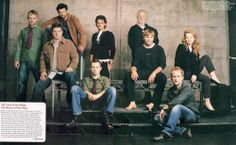 Photo of LOTR CAST for fans of Lord of the Rings ... <3
