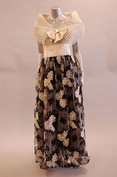 Image result for Jeanne Lanvin 'scalloped' evening dress, circa 1930.