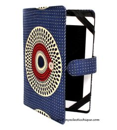 Ankara Ipad Case by Eclectic Chique