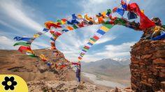 Tibetanska Musik, Meditationsmusik koppla av kropp själ, Avkopplande Mus...