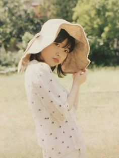 "IU ""FLOWER BOOKMARK 2"" Album Scans by dear-IU"