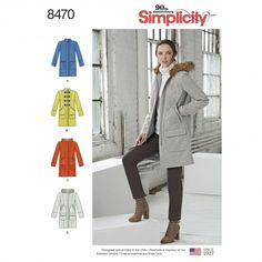 8470 - New Collection - Simplicity Patterns