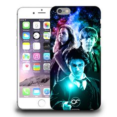 Case Fun Harry Ron & Hermione Harry Potter Hard Case for Apple iPhone 7 Plus #samsung #mycasefun #samsungcase #iphone #iphonecase #casefun