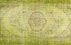 Colored Vintage Teppich - mozaiik Unikat Nr. 124TV Carpets, Modern, Vintage World Maps, Design, Color, Scrappy Quilts, Vintage Rugs, Handarbeit, Farmhouse Rugs