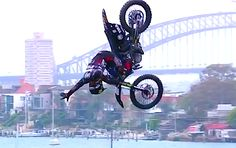 FMX Competition Recap - Red Bull X-Fighters 2012 Sydney (VIDEO)