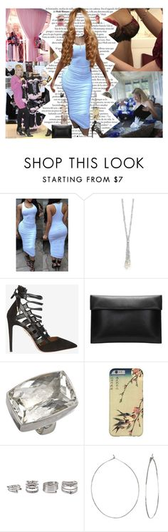 """いたずらな感じ (feeling naughty)"" by michiie05 ❤ liked on Polyvore featuring Aquazzura, Charles Albert, Forever 21, Phyllis + Rosie, women's clothing, women, female, woman, misses and juniors"