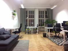 Szukasz biura w Krakowie? Dobrze trafiłeś. Sprawdź CLUSTER COWORK - KRAKÓW na CoworkingPoland.pl - największa baza biur i coworkingu w Polsce,