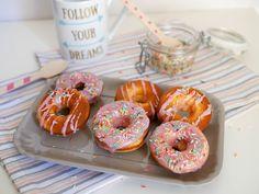 Donuts al forno, le famose ciambelle di Homer Simpson