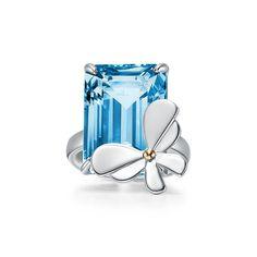 Tiffany Key, Tiffany Jewelry, High Jewelry, Women Jewelry, Jewellery, Return To Tiffany, Or Rose, Rose Gold, Butterfly Ring