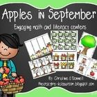 Apples in September is a math and literacy unit full of centers and activities to keep your students engaged and learning. This unit contains 150 p...