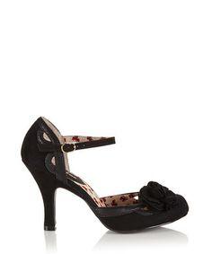8c2ab8966a882f Clara black floral sandals Sale - Ruby Shoo Sale Sandals Sale