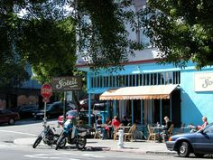 Chill @ Cafe Du Soleil, Lower Haight