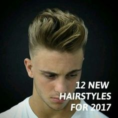 12 New Men's Hairstyles & Haircuts For 2017 — Mens Hairstyles, Haircuts & Beards… - https://www.luxury.guugles.com/12-new-mens-hairstyles-haircuts-for-2017-mens-hairstyles-haircuts-beards/