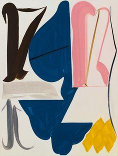 Patricia Treib - Housecoat, 2016, oil on canvas.