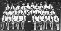St Joseph's - July 1968.  Sister Kevin's class (Upper II).