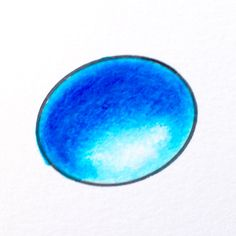 how to draw a sky with colored pencils