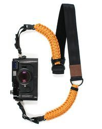 Equipped with sturdy nylon webbing, suede lining, and test paracord, the Paracord Camera Strap by Langly Co. Paracord Camera Strap, Best Camera, Headset, Headphones, Lens, Parachutes, Rocks, Accessories, War