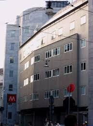 Uffici Istituto Nazionale delle Assicurazioni (INA) _ Gio Ponti, Milano