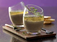 Entenlebercreme mit Cidre-Gelee und Thymian: Mit einer Portion decken Sie den Tagesbedarf an Vitamin B2 und B12, Panthotensäure und Biotin - alle unterstützen