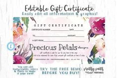 Gift Certificate Voucher Template Gift Voucher Modern Template Vector 02  Free Eps File Gift Voucher .