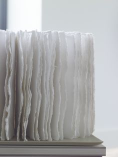Piet Boon Styling by Karin Meyn | Off-white crafted paper