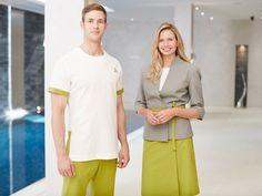 Bespoke Spa Uniforms by Fashionizer Bespoke Uniforms for Six Senses Spas