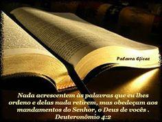 Palavra e Ação : Uma mina espiritual - Deuteronômio  4
