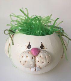 Easter Bunny Gourd B