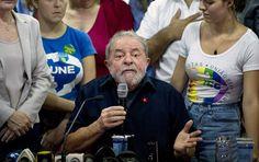 Lula não muda o repertório em entrevista após depoimento