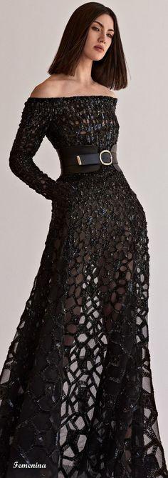 Fashion 2020, Fashion Brands, Women's Fashion, Elie Saab Couture, Ellie Saab, Glamour, Timeless Fashion, Evening Dresses, Long Dresses