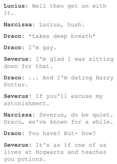 I don't ship Drarry, but I think it's really cute, I ship Scorbus in HPATCC though, but as a friendship rather than romantic, once again I think it's really cute