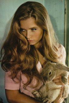 "shialablunt: ""Et Dieu a créé la femme"" Abbey Lee Kershaw de Max Doyle pour # Hair Inspo, Hair Inspiration, New Hair, Your Hair, Aesthetic Hair, Grunge Hair, Dream Hair, Pretty Hairstyles, Hairstyles 2018"