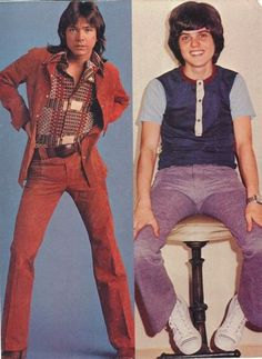 David Cassidy & Donny Osmond