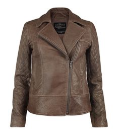 Allsaints - Rally Leather Jacket