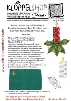 Girl Scout Badges, Girl Scouts, Advent, Brownie Badges, Bobbin Lace Patterns, Snoopy, Lacemaking, All Craft, Free Pattern