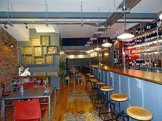 la fabrica tapas restaurant front interiors