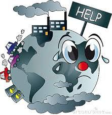 Resultado de imagen para contaminacion del planeta para niños