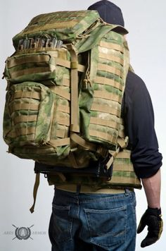 Ares Armor has just released their new Satellite Ruck. It fits right in between the daypack-sized Combat XII Pack and full-sized Atlas Ruck as a mid-range patrol pack. The Satellite Ruck fits to an ALICE Frame and is manufactured from 1000D Cordura. Additionally, it accepts the Combat XII Pack to make a modular pack for approach and actions on the objective.  It comes with the padded Atlas Shoulder Straps and Kidney pad, as well as an Alice frame. An integrated top flap includes organization…