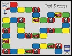 TEST TAKING BOARD GAME- SAVVY SCHOOL COUNSELOR - TeachersPayTeachers.com