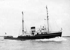 19 juli 1938 Overdracht zeesleper 'Thames' http://koopvaardij.blogspot.nl/2015/07/19-juli-1938_19.html