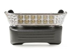 Need brighter golf cart lights? This Club Car Precedent LED Headlight Bar comes with 8X brighter LED lights & installation is very easy for regular folks. | Free shipping! | Shop today!