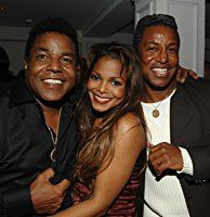 Janet Jackson, Jermaine Jackson, and Tito Jackson at an event for Why Did I Get Married? (2007)