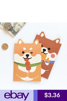 Dog Red Envelope To Fill In Money Chinese Tradition Hongbao Gift Present Envelopes, Playing Cards, Stationery, Kids Rugs, Ebay, Decor, Products, Decoration, Paper Mill