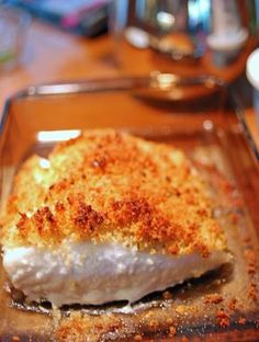 Low Unwanted Fat Cooking For Weightloss Baked Halibut. It Was Delicious. Extremely Simple And Pretty Quick Dinner. Matched It With Salad. Fish Recipes, Seafood Recipes, Baking Recipes, Baked Halibut Recipes, Halibut Baked, Dairy Free Halibut Recipes, Halibut Steak Recipe, Salmon Recipes, How To Cook Fish